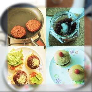 Baffled by Vegetarian burgers