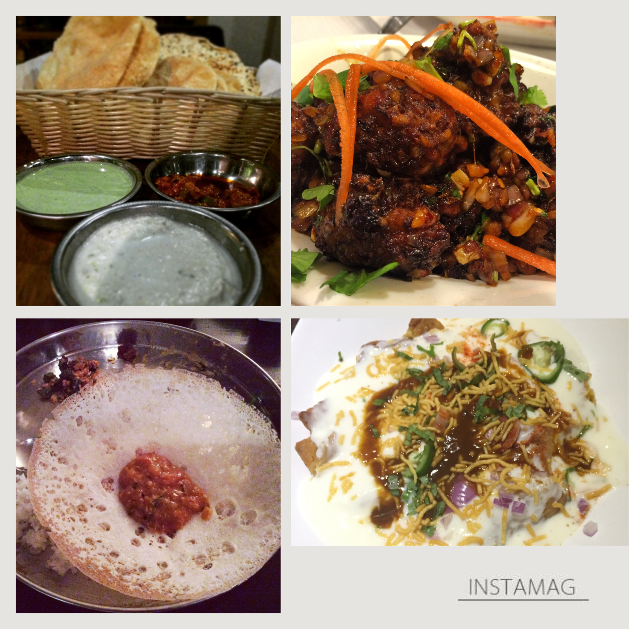 Indian Vegetarian Favorites: SG